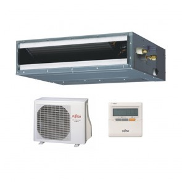 Aer conditionat tip duct Fujitsu ARYG12LLTB-AOYG12LALL Inverter 12000 BTU