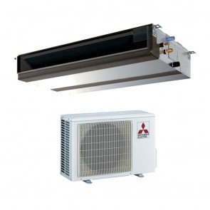 Aer conditionat tip duct Mitsubishi Electric Standard Inverter PEAD-RP50JAQ-SUZ-KA50VA4 18000 BTU