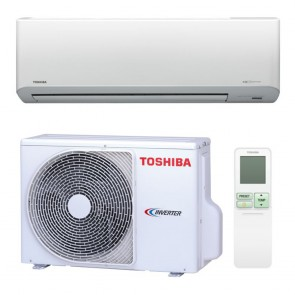 Aer Conditionat Toshiba New Suzumi + RAS-18N3KV2-E Inverter 18000 BTU