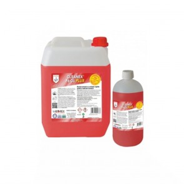 Dezincrustant cu actiune rapida centrala termica Chemstal Cleanex Fe-Cu Plus 5 Kg