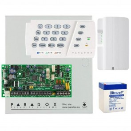 Kit sistem alarma antiefractie Paradox S5