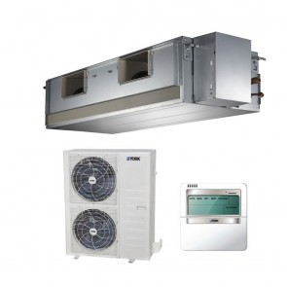 Sistem aparat de aer conditionat tip duct York YEKE48BXOEBM-RX-YUKE48BYOEBMO-X DC Inverter 48000 BTU