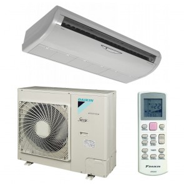 Sistem complet Aer conditionat pentru plafon Daikin Siesta SkyAir AHQ100C-AZQS100B8V1 Inverter 32000 BTU