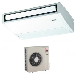 Sistem complet Aer conditionat pentru plafon Mitsubishi Electric Standard Inverter PCA-RP100KAQ-PUHZ-P100YHA2 32000 BTU