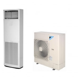 Sistem complet Aer conditionat tip coloana Daikin SkyAir FVQ125C-RZQSG125L9V1 Inverter 40000 BTU