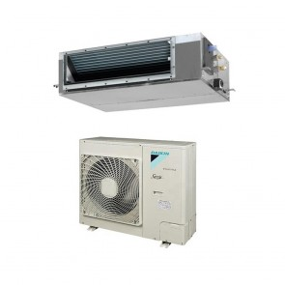 Sistem complet Aer conditionat tip duct Daikin SkyAir FBQ71D-RZQG71L8Y1 High Inverter 24000 BTU