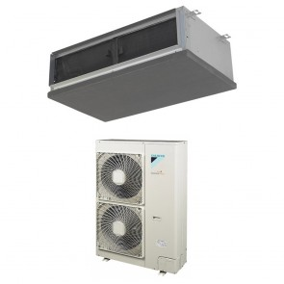 Sistem complet Aer conditionat tip duct Daikin SkyAir Siesta ABQ140C-AZQS140B8V1 Inverter 45000 BTU