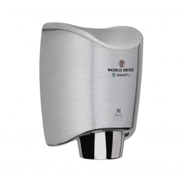 Uscator de maini World Dryer SMARTDRI Argintiu satinat 1200 W