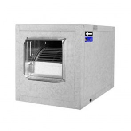Ventilator centrifugal in-line Casals BOX BD 7/7 M4 (0.12 kW)