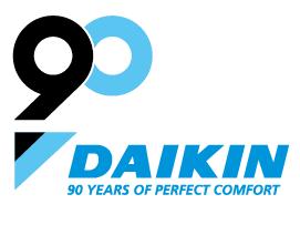 90 ani confort Daikin