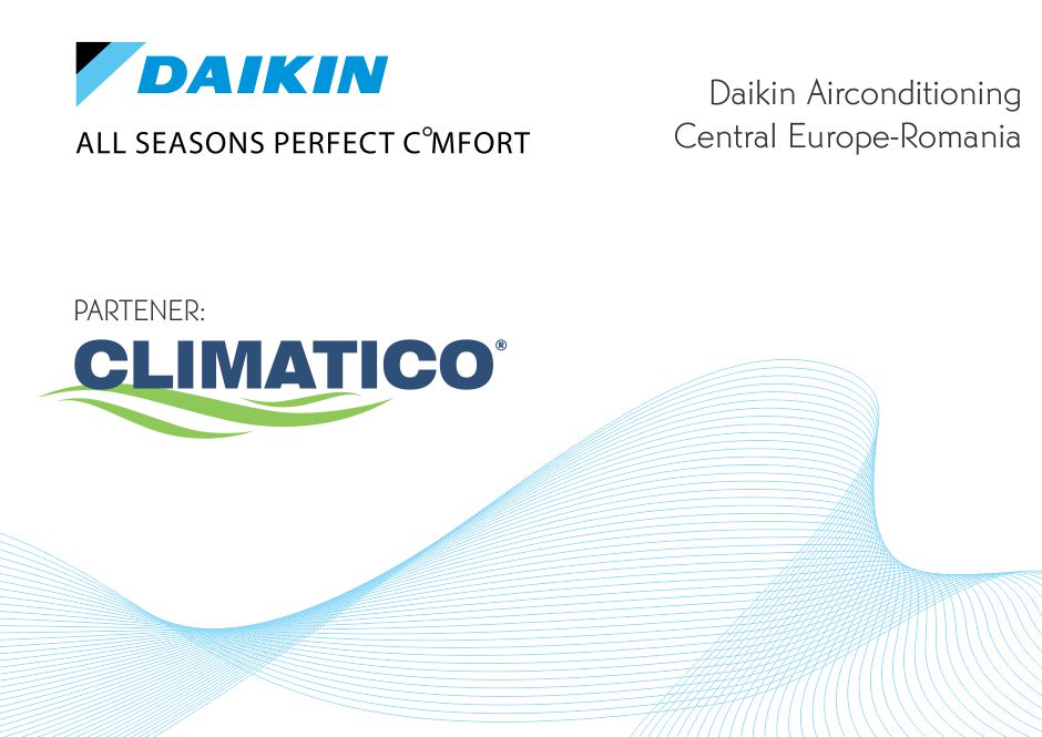 Expertii Daikin in Aer Conditionat