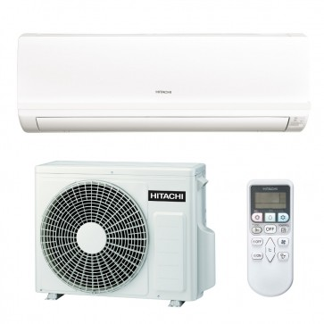 Aparat de aer conditionat Hitachi Eco-Confort RAK35PEC-RAC35WEC DC Inverter 12000 BTU