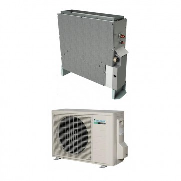 Sistem complet Aer conditionat de podea Daikin SkyAir FNQ25A-RXS25L3 Inverter 9000 BTU