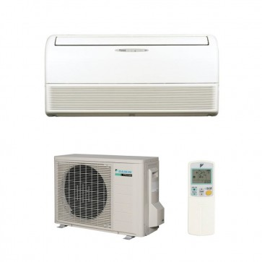 Sistem complet aer conditionat pentru plafon si podea Daikin FLXS35B9-RXS35L3 Inverter 12000 BTU