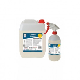 Solutie curatare cazane cu combustibil solid Chemstal Cleanex Gudron 5 Kg