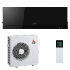 Aer conditionat Mitsubishi Electric Kirigamine Zen Black MSZ-EF50VE2B-MUZ-EF50VE Inverter 18000 BTU