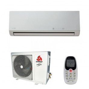 Aer conditionat Chigo Premium Level DC CS-35V3A-M107AH5C Inverter Alb 12000 BTU