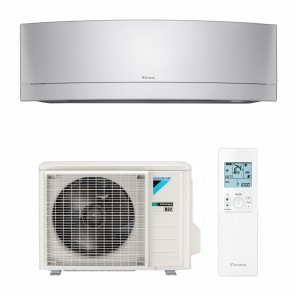 Aparat de aer conditionat Daikin Emura Bluevolution FTXJ50MS-RXJ50M Inverter 18000 BTU Silver