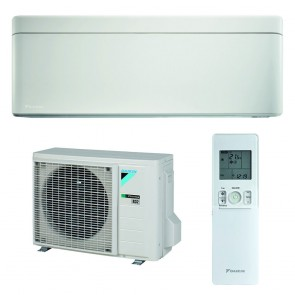 Aparat de aer conditionat Daikin Stylish Bluevolution FTXA35AW-RXA35A Inverter 12000 BTU White