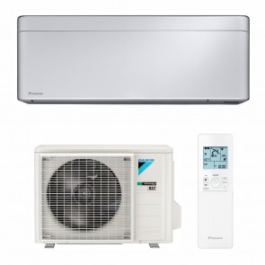 Aparat de aer conditionat Daikin Stylish Bluevolution FTXA42AS-RXA42A Inverter 15000 BTU Silver