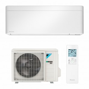 Aparat de aer conditionat Daikin Stylish Bluevolution FTXA25AW-RXA25A Inverter 9000 BTU White