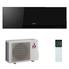 Aer conditionat Mitsubishi Electric Kirigamine Zen Black MSZ-EF25VE2B-MUZ-EF25VE Inverter 9000 BTU