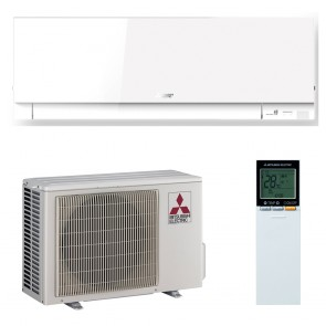 Aer conditionat Mitsubishi Electric Kirigamine Zen White MSZ-EF25VE2W-MUZ-EF25VE Inverter 9000 BTU