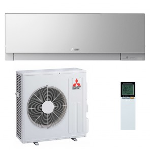 Aer conditionat Mitsubishi Electric Kirigamine Zen Silver MSZ-EF50VE2S-MUZ-EF50VE Inverter 18000 BTU