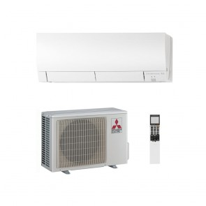 Aer conditionat Mitsubishi Electric Kirigamine Zubadan MSZ-FH25VE-MUZ-FH25VEHZ Inverter 9000 BTU