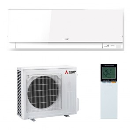 Sistem complet Aparat de aer conditionat Mitsubishi Electric Kirigamine Zen White MSZ-EF50VGW-MUZ-EF50VG Inverter 18000 BTU
