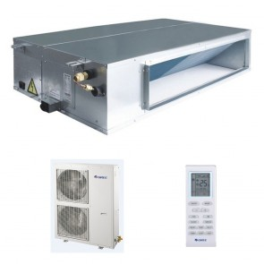Aer conditionat tip duct Gree GFH60K3FI-GUHD60NM3FO Inverter Trifazat 60000 BTU