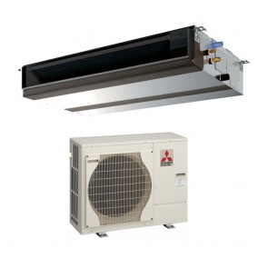 Aer conditionat tip duct Mitsubishi Electric Power Inverter PEAD-RP50JAQ-PUHZ-ZRP50VKA 18000 BTU