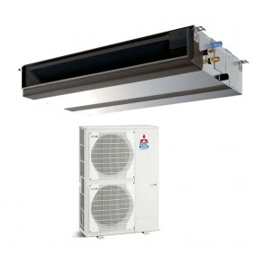 Aer conditionat tip duct Mitsubishi Electric Standard Inverter PEAD-RP125JAQ-PUHZ-P125YHA 42000 BTU