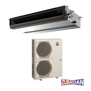 Aer conditionat tip duct Mitsubishi Electric Zubadan Inverter PEAD-RP125JAQ-PUHZ-SHW140YHA 42000 BTU