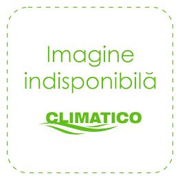 Ansamblu boiler din inox 90 litri cu focar economic