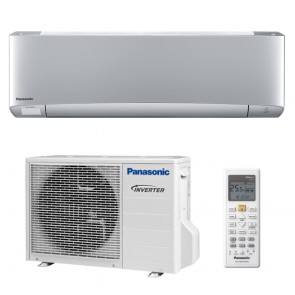 Aparat de aer conditionat Panasonic Etherea CS-XZ9SKEW-CU-Z9SKE Inverter Plus 9000 BTU Silver