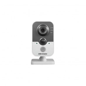 Camera supraveghere IP mini cube wireless 5 MP Hikvision DS-2CD2452F-IW