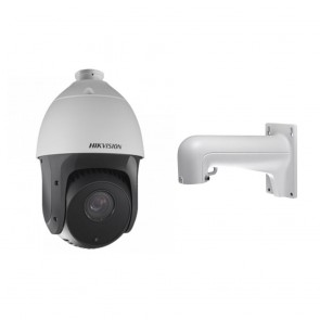 Camera supraveghere Speed Dome TurboHD Hikvision DS-2AE4223TI-A + suport