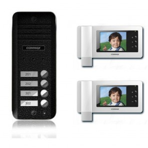 Kit videointerfon Commax CN-2F