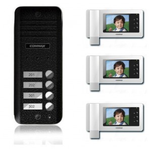 Kit videointerfon Commax CN-3F