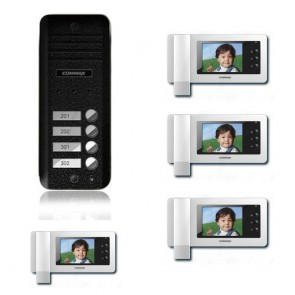 Kit videointerfon Commax CN-4F