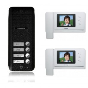 Kit videointerfon Commax CNM-2F