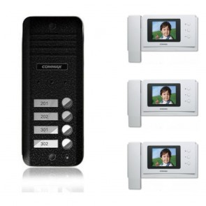 Kit videointerfon Commax CNM-3F