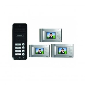 Kit videointerfon Commax CQ-3F