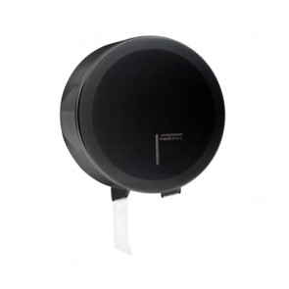 Dispenser hartie igienica otel negru Mediclinics PR2787B