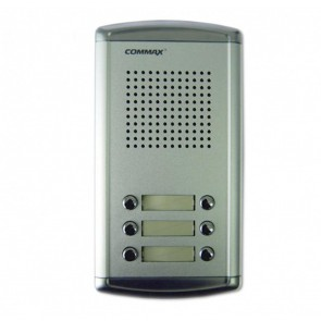 Interfon de exterior Commax DR-6AM