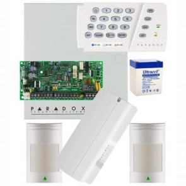Kit sistem alarma antiefractie Paradox S4-2P