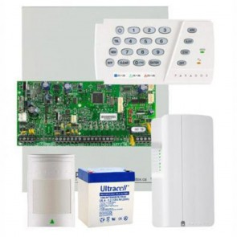 Kit sistem alarma antiefractie Paradox S5PG