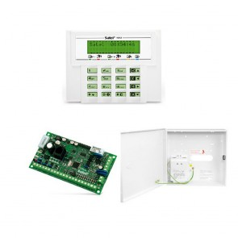 Kit sistem alarma antiefractie Satel VERSA 5 LCD