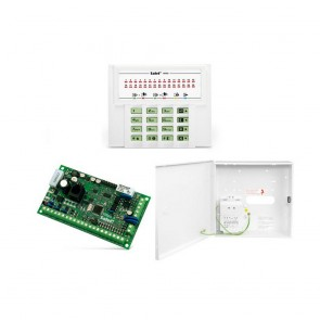 Kit sistem alarma antiefractie Satel VERSA 5 LED